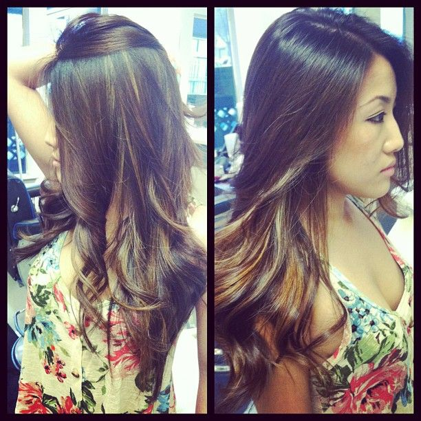 Trendy Ideas For Hair Color Highlights Soft Brown And Carmel