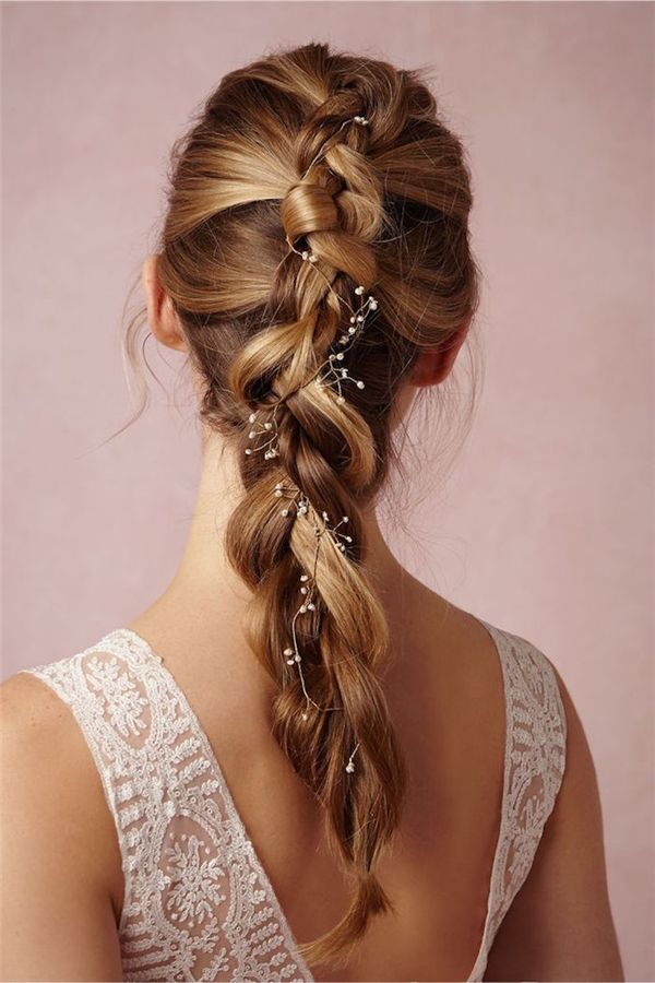 BHLDN Wedding Hair Accessories 10