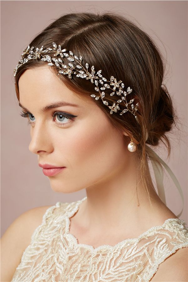 BHLDN Wedding Hair Accessories 14