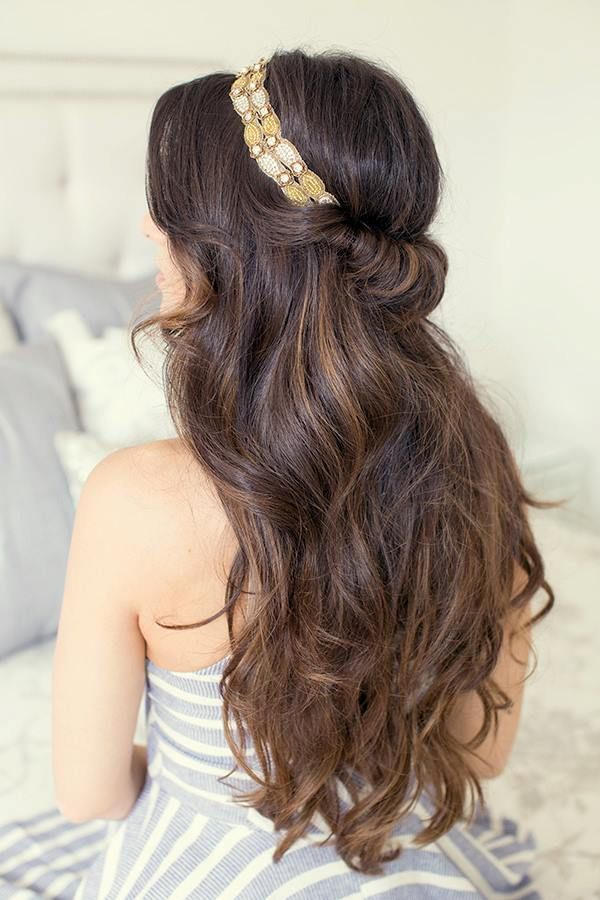 Pretty Hairstyles for Long Hair 12