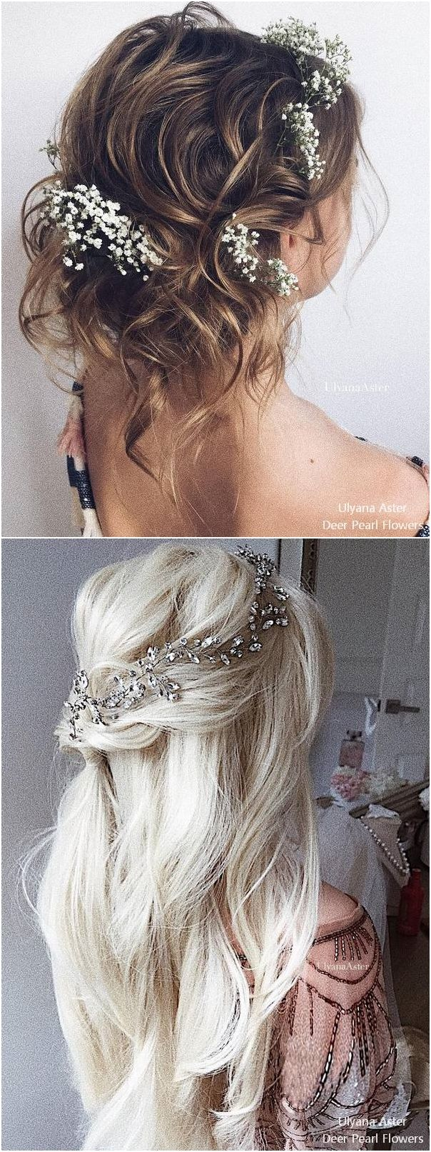 Top 25 Ulyana Aster Wedding Hairstyles #weddings #weddinghairstyles #dpf #deerpe...
