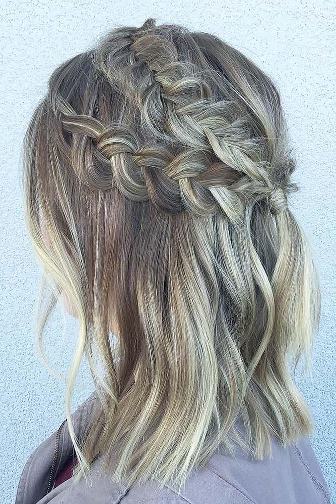 24 Wedding Hairstyles For Every Hair Length ❤ See more: www.weddingforwar... #...