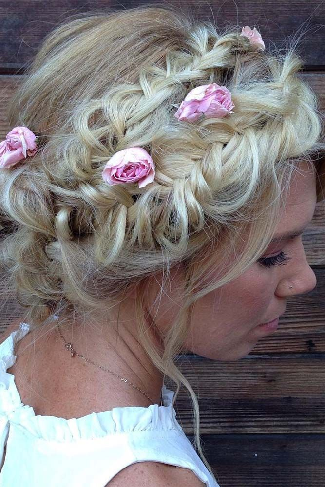 27 Braided Wedding Hair Ideas You Will Love ❤ See more: www.weddingforwar... #...