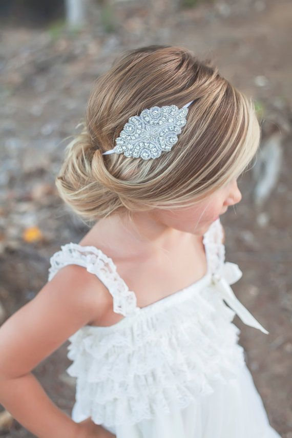 30  Super Cute Little Girl Hairstyles for Wedding | www.deerpearlflow...