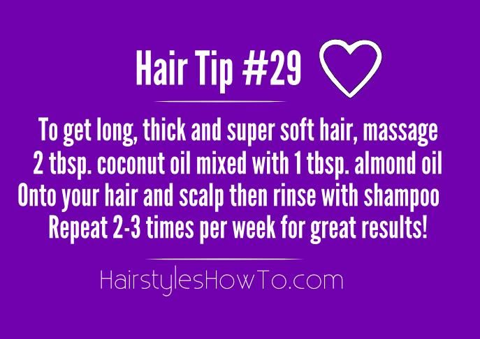 How to Get Super Soft & Thick Hair