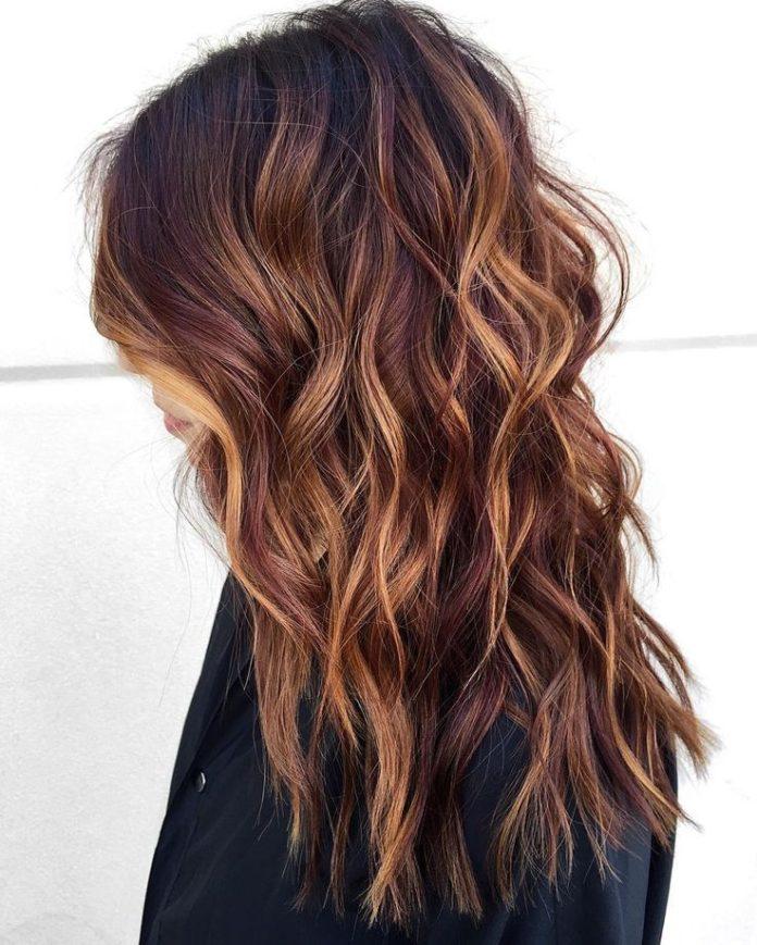 Trendy Hair Color Highlights 30 Medium Length Hairstyles Visit