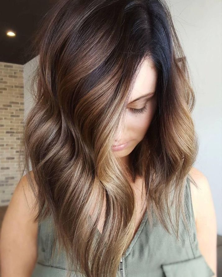 Trendy Hair Color Highlights Best Fall Hair Color Ideas That