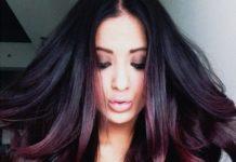 Trendy Ideas For Hair Color Highlights Black Hair With Deep