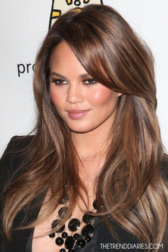 Trendy Ideas For Hair Color Highlights Im In Love Brunette
