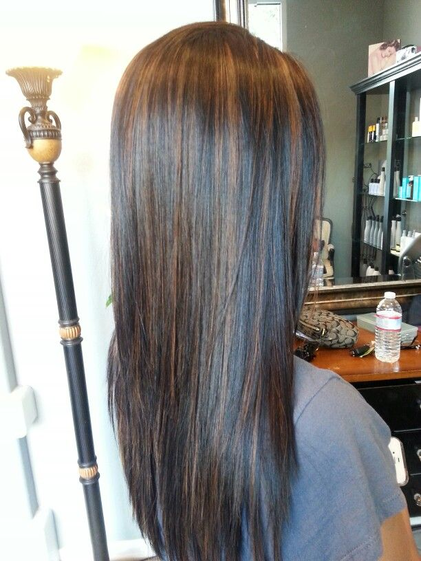 Trendy Ideas For Hair Color Highlights Maybe Ill Do Something
