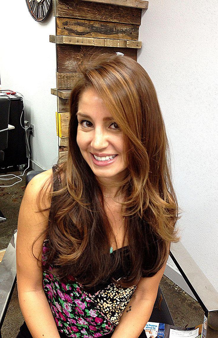 Trendy Ideas For Hair Color Highlights Stephanie Golden Brown