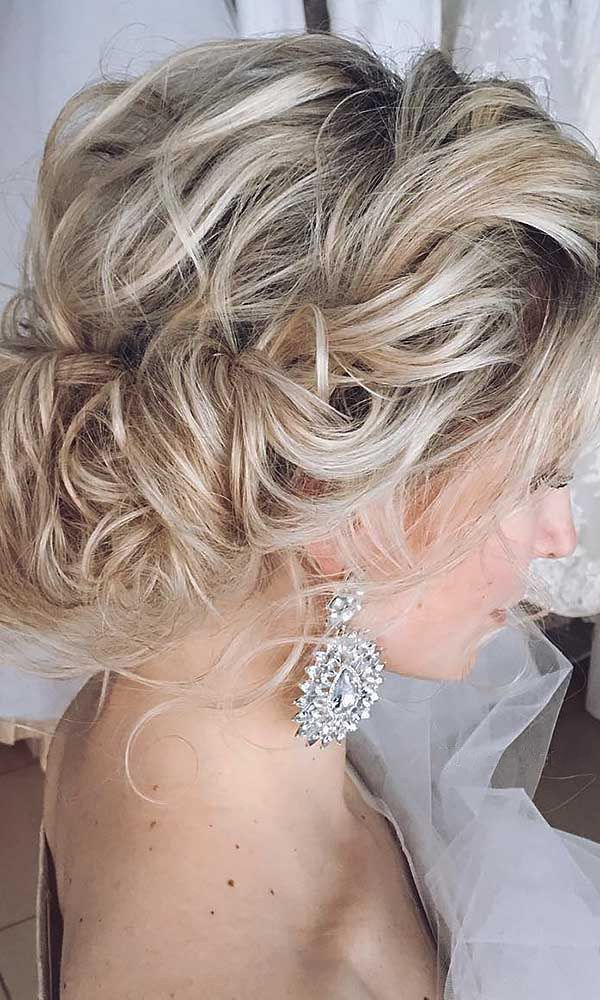 Bridal Hairstyles 48 Short Wedding Hairstyle Ideas So Good