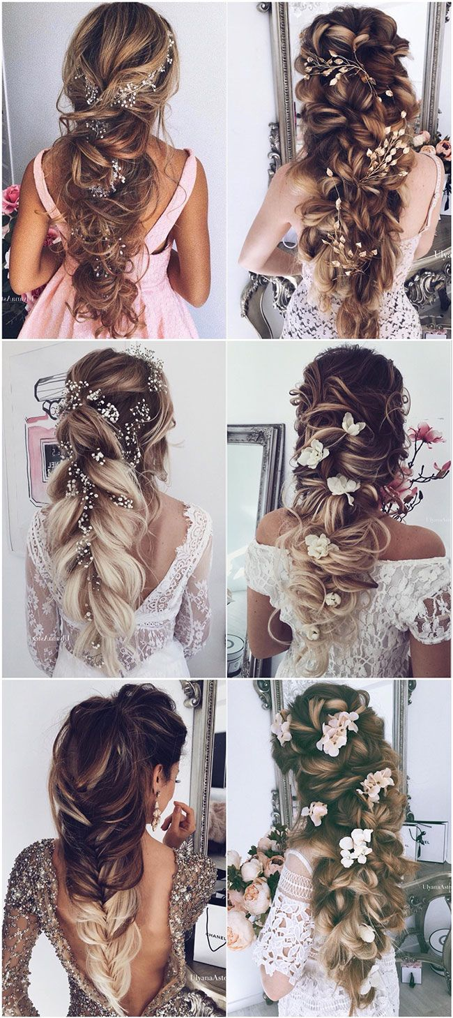 62 Wedding Hairstyles from Ulyana Aster to Get You Inspired - - #weddings #weddi...