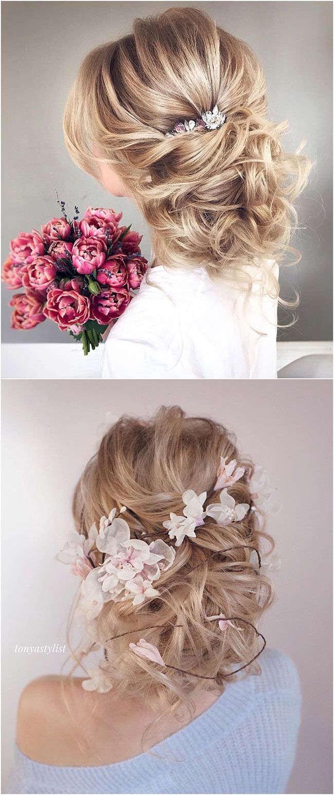 60+ Best Wedding Hairstyles from Tonyastylist for the Modern Bride - #weddings #...