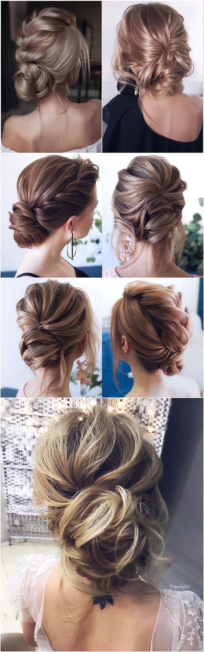 60+ Best Wedding Hairstyles from Tonyastylist for the Modern Bride - #weddings #...