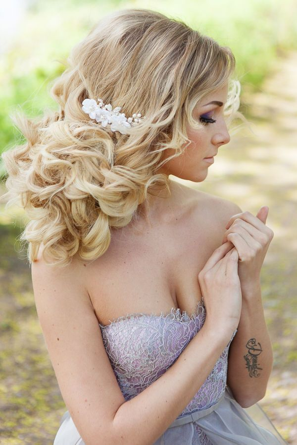 26 Perfect Wedding Hairstyles with Glam | www.deerpearlflow...