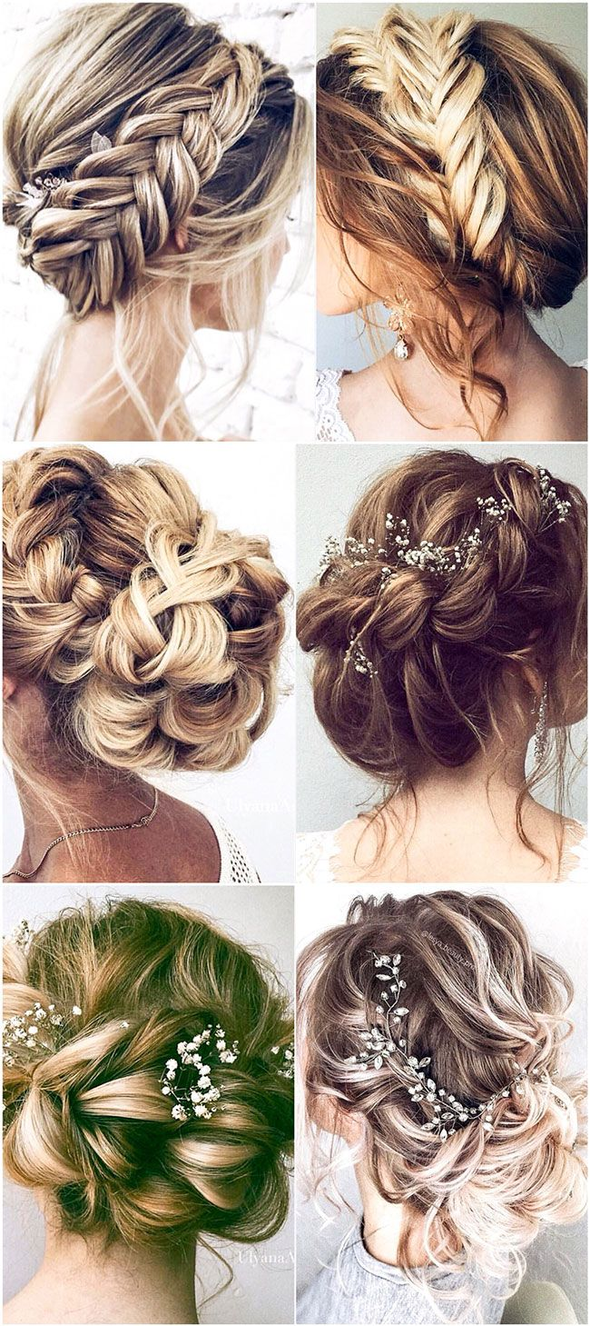 62 Wedding Hairstyles from Ulyana Aster to Get You Inspired - #weddings #wedding...