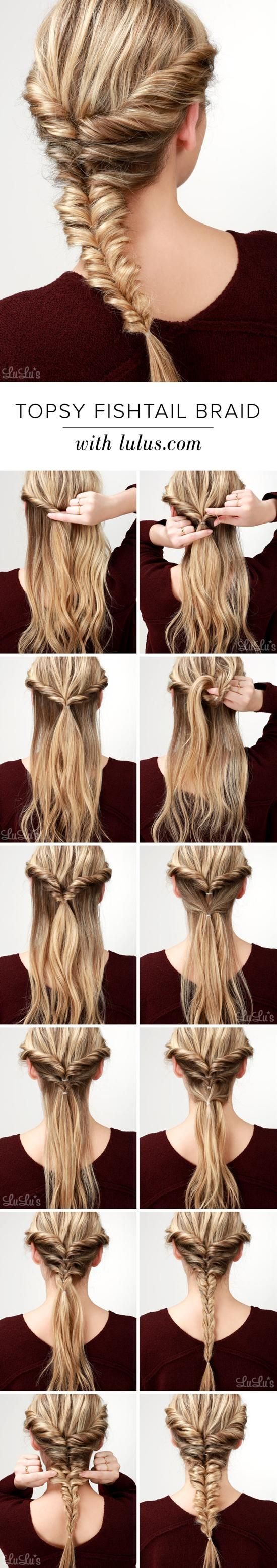Are you sick of just straightening or curling your hair to make it look glamorou...