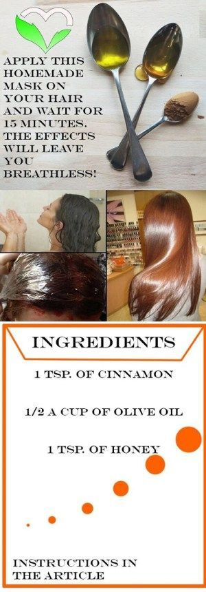 Apply This Homemade Mask On Your Hair And Wait For 15 Minutes. The Effects Will ...
