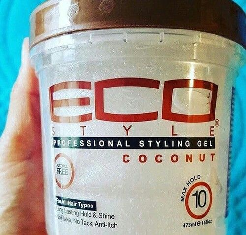 Coconut eco styling gel Destiny ✨