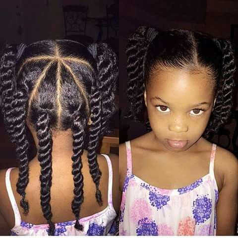 Little girl hairstyle                                                           ...