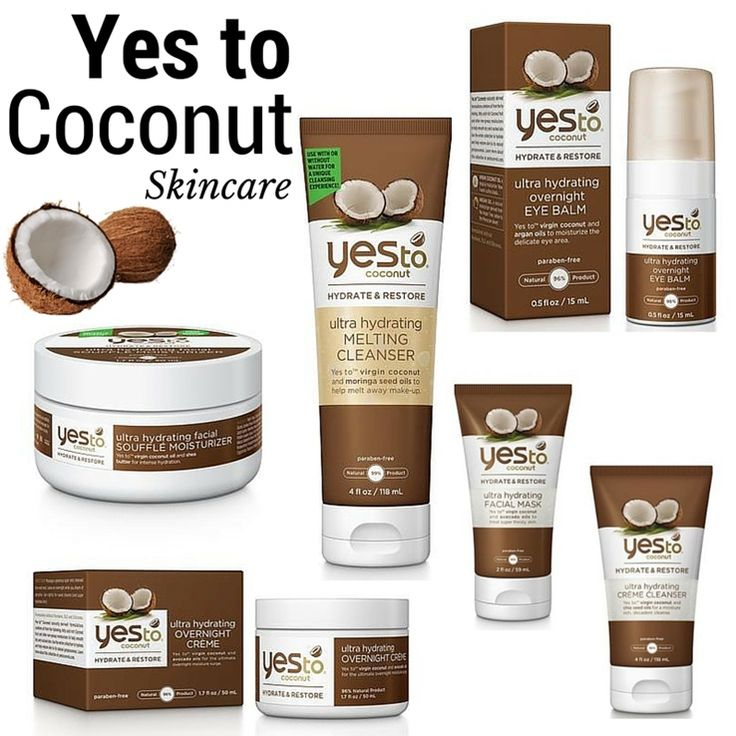 New Yes To Coconut Skincare for Spring 2016 | www.musingsofamus...