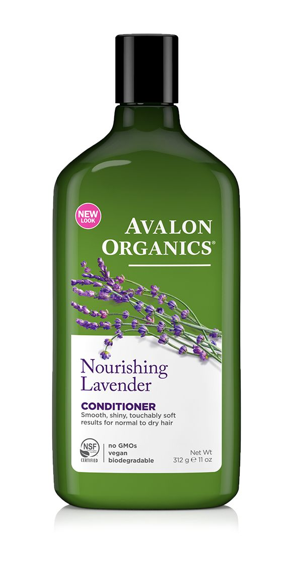 Nourishing Lavender Shampoo | Avalon Organics