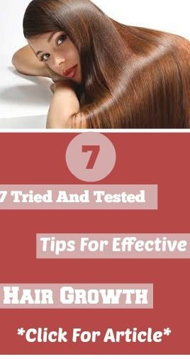 Though there is no proven way to help hair grow overnight, there are still some ...