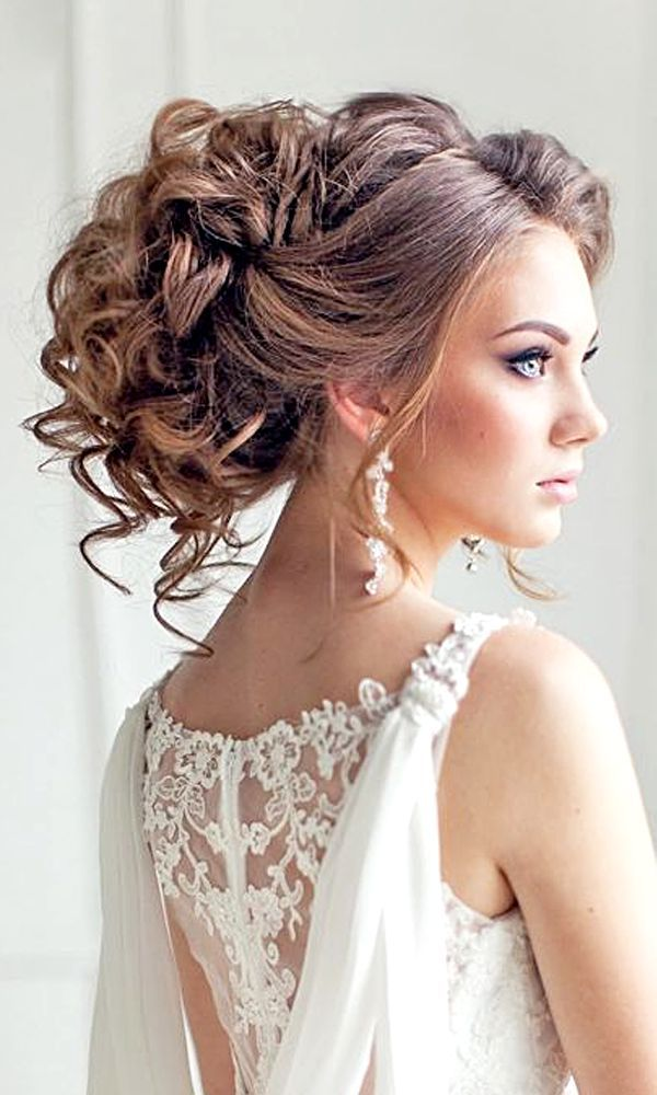 Wedding Hairstyles Elstile Long Wedding Hairstyles Bride Bridal