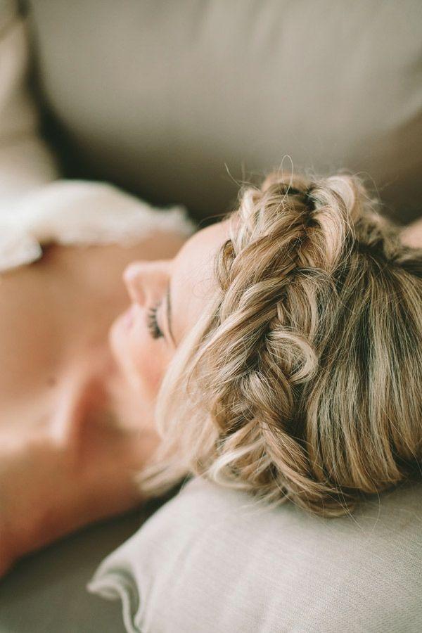 wedding hairstyle; Photography: Lindsey Shaun