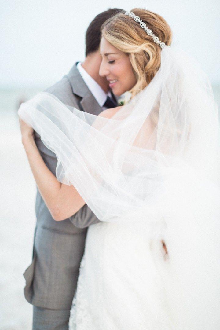 Featured Photographer: Hunter Ryan Photo; Wedding hairstyles ideas.