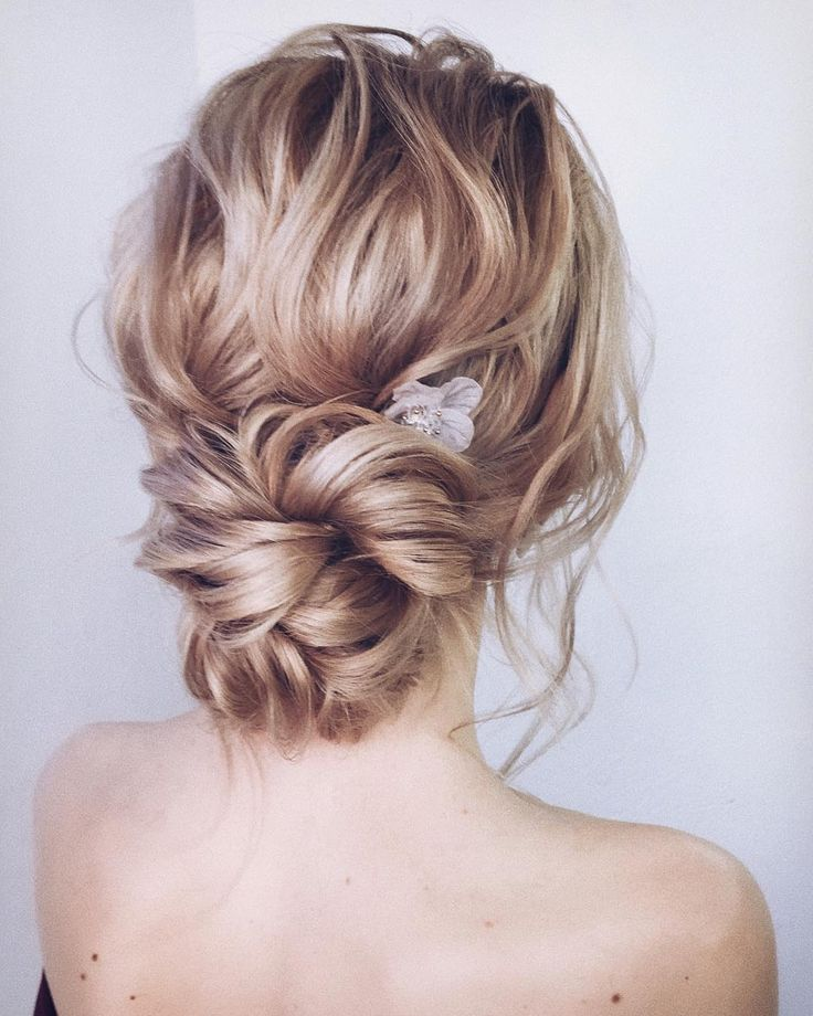 Long Wedding hairstyles and updos from lenabogucharskaya #weddings #hairstyles #...