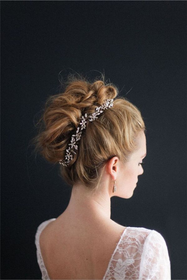 BHLDN Wedding Hair Accessories 11