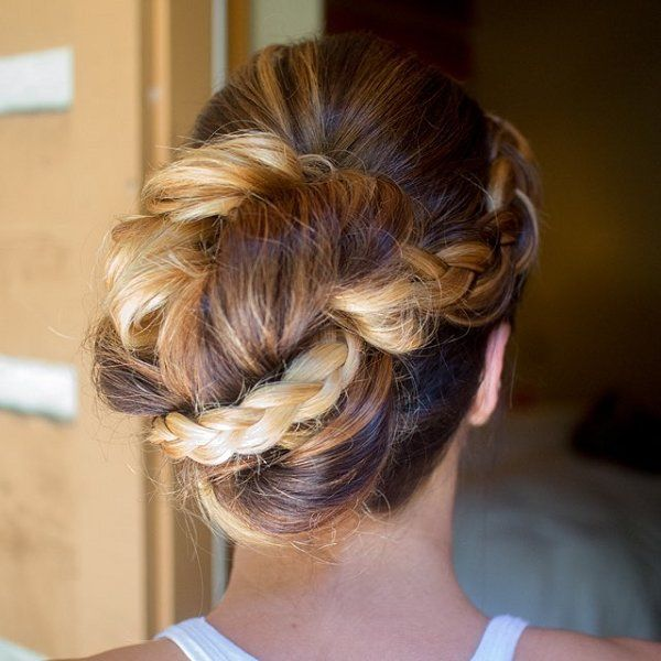 updo hairstyles for long hair 7