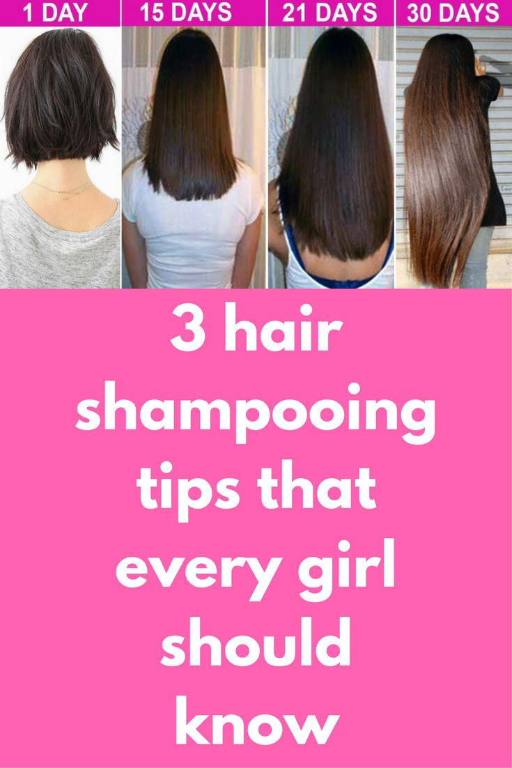 3 hair shampooing tips that every girl should know Today in this post I will sha...