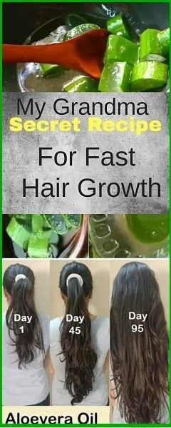 Aloe Vera Oil For Fast Hair Growth – Skincare For Moms #haircaregrowth