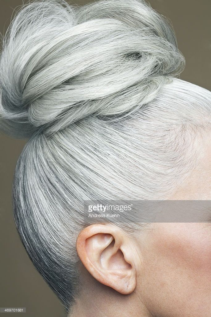 Hair care Ideas   Gray hair don t care. Salt and pepper gray hair ... 968b81a88906