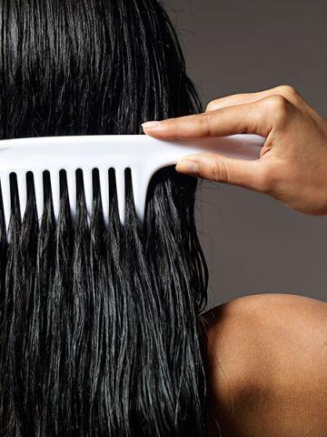 Hair care hacks that keeps tresses healthy, shiny, and beautiful. #haircarehacks