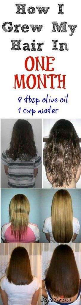 grow long healthy hair #haircaregrowth