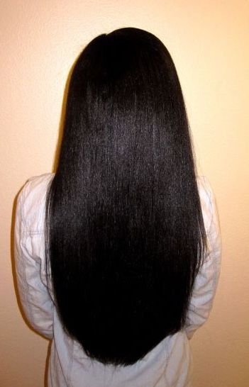Hair length goals