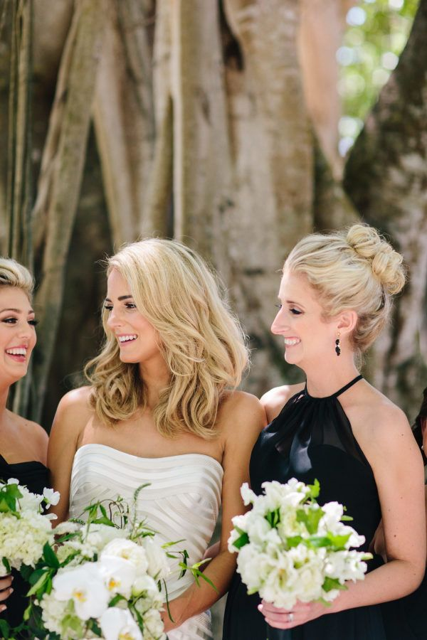 Featured Photographer: Kallima Photography; Wedding hairstyles ideas.