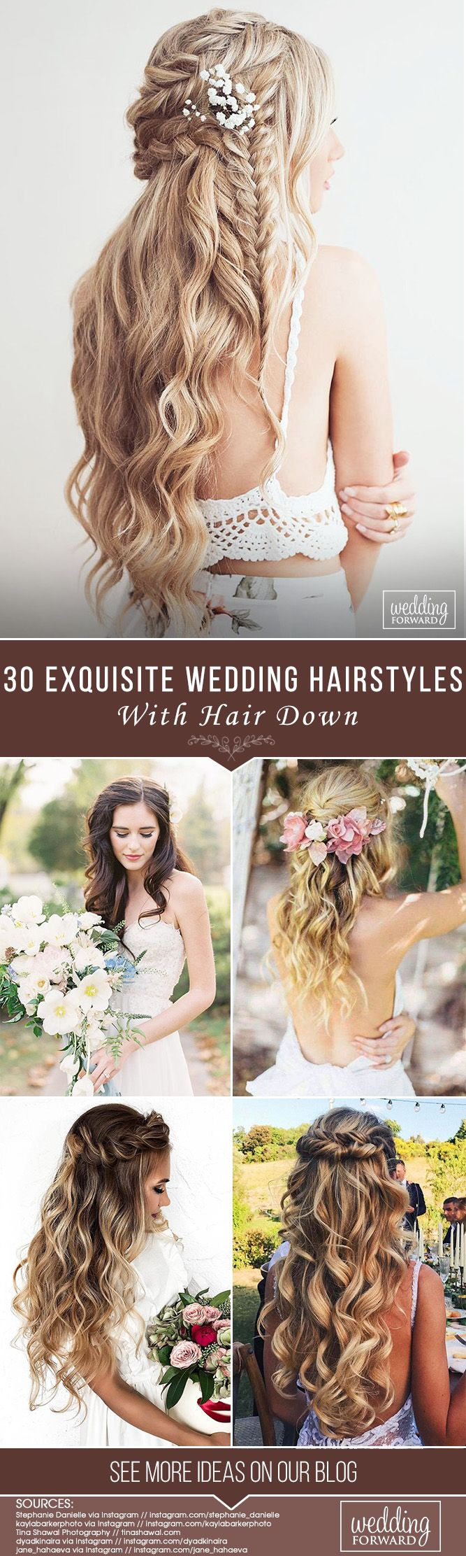 Bridal Hairstyles 33 Exquisite Wedding Hairstyles With