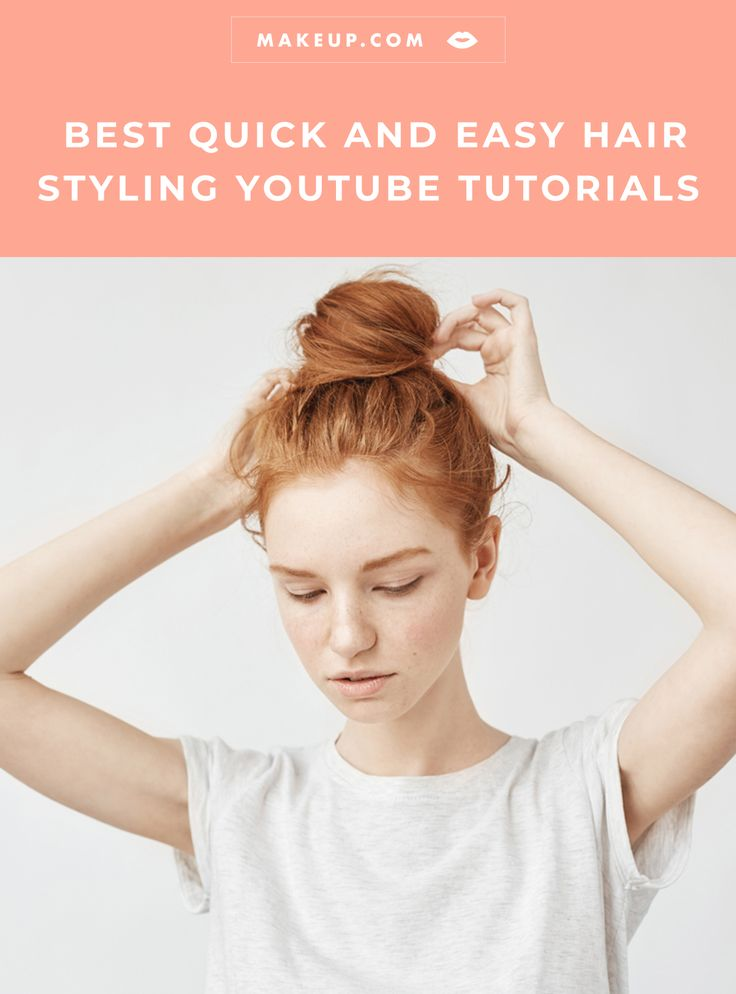 We rounded up the best quick and easy hair styling tutorials that will make your...
