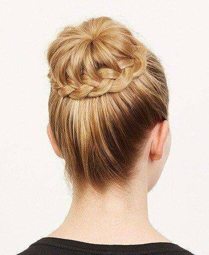 How to Do a Braided Ballerina Bun — the Cool-Girl Way