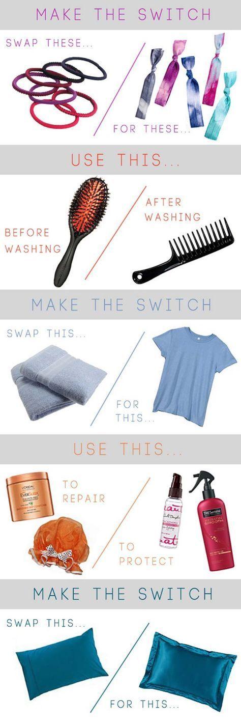 Beauty Hacks for Teens - Healthy Hair Secrets - DIY Makeup Tips and Hacks for Sk...