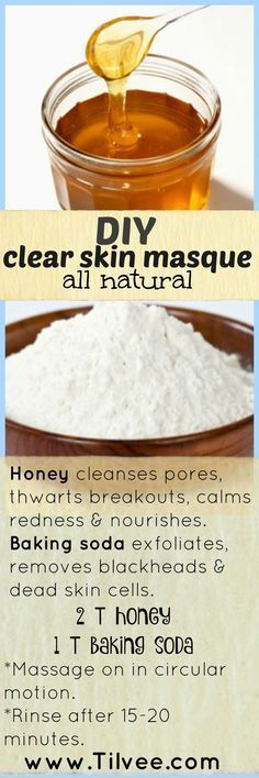 Hair care Ideas : Easy DIY masque for removing blackheads preventing breakouts a...