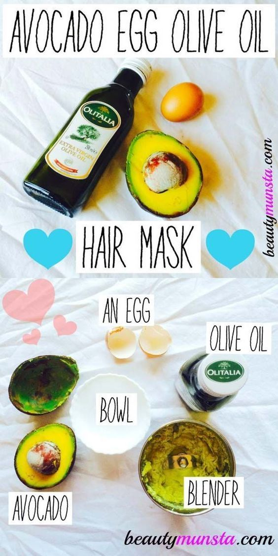 The Best Step By Step Tutorials For Homemade Hair Treatment For Damaged Hair - A...