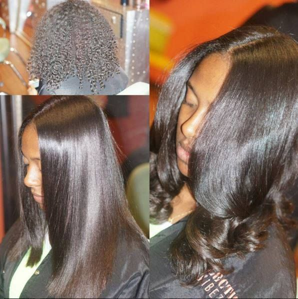 Naturel Hair Care It S Flat Iron Or Straight Natural Hair