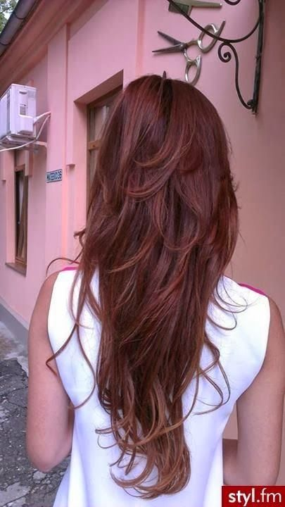 Sensational Red Hair Color Long Red Hair Red Hairstyles For Women Hair Natural Hairstyles Runnerswayorg