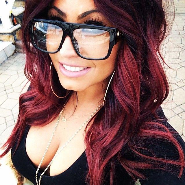 MRS. EPSTEIN  AUG 3O, 2O13 @tracydimarcoeps  glasses:Prin Ch...Instagram photo |...